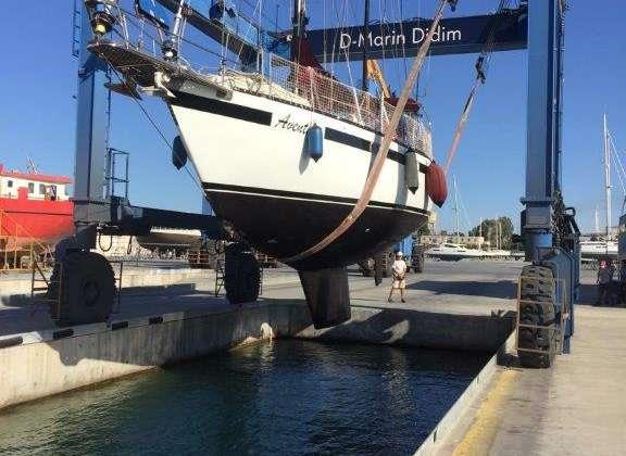 Aventura – 13M Sailing Yacht
